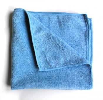 Microfasertuch  (blau)