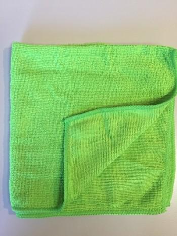 Microfasertuch  (grün)