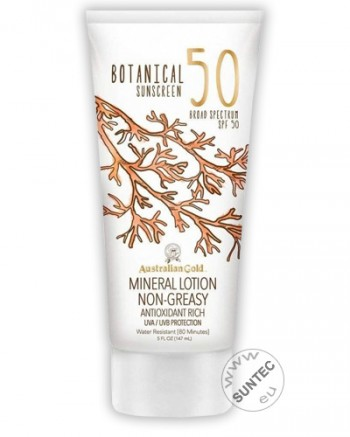 Australian Gold - SPF 50 Botanical Lotion (147 ml)