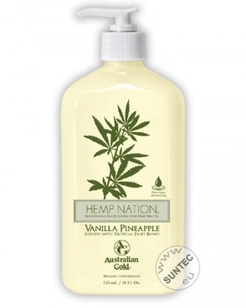 Australian Gold - Hemp Nation Vanilla Pineapple (535 ml)