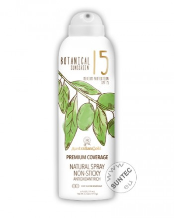 Australian Gold - SPF 15 Botanical Continuous Spray (177 ml)