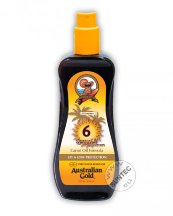 Australian Gold - SPF 6 Spray Oil (237 ml)