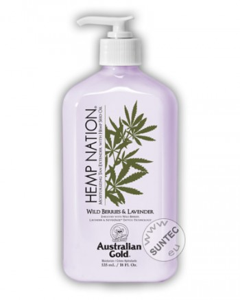 Australian Gold - Hemp Nation Wild Berries & Lavender (535 ml)