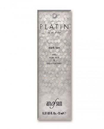 Art of Sun - PLATIN dark tan (15 ml)