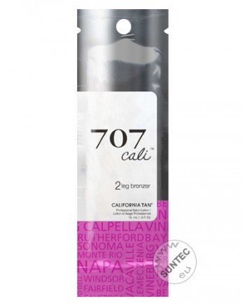 California Tan - 707 Cali Leg Bronzer Step 2 (15 ml)