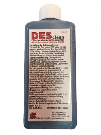DESclean - Fresh  Flächendesinfektionsmittel  250ml