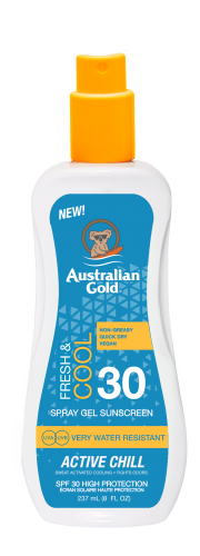 Australian Gold - Fresh & Cool line SPF 30 (237 ml)