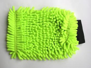 Microfaser Handschuh