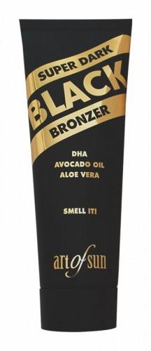 Art of Sun - BLACK super dark bronzer (125 ml)
