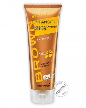 Tannymaxx - Brown Exotic Intansity Deep Tanning (125 ml)