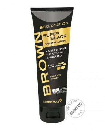 Tannymaxx - Super Black Gold Tanning Lotion (125 ml)