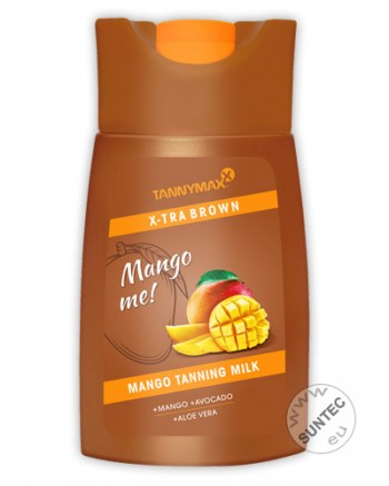 Tannymaxx - X-tra Brown Mango Tanning Milk (200 ml)