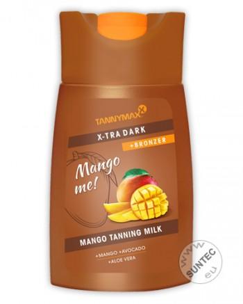 Tannymaxx - X-tra Dark Mango Tanning Milk + Bronzer (200 ml)