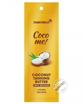 Tannymaxx - Coconut Tanning Butter + Bronzer (15 ml)