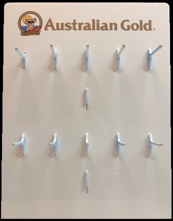 Australiangold AG 10 Hook sachet display new
