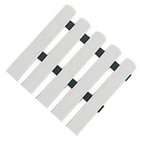 Bodenmatte (weiß)