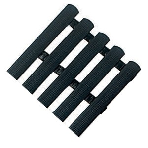 Bodenmatte (schwarz)
