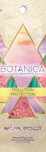 Swedish Beauty Pollution Protection Natural Bronzer Formule (15 ml x 10 Stück)