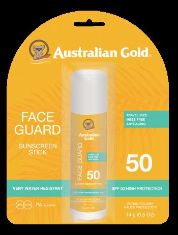 Australian Gold - SPF 50 Face Guard Stick (14 g)