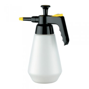 Sprühflasche mit Pumptechnik (weiß)