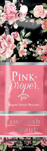 Swedish Beauty - Pink & Proper (15 ml x 10 stück)