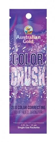 Australian Gold - Color Crush™ 20X Color Correcting Blue Hued Bronzer (15 ml)