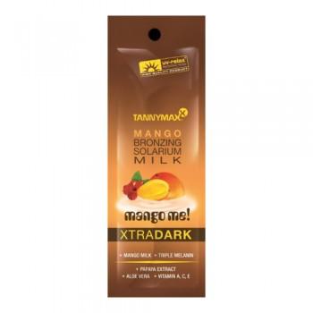 Tannymaxx - X-tra Dark Mango Tanning Milk + Bronzer (15 ml)